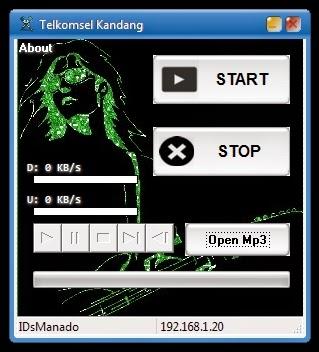 Inject Telkomsel Kandang 25 Maret 2015