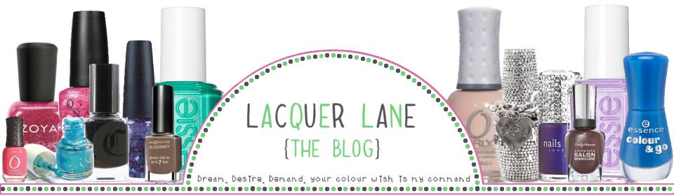 LacquerLane - TheBlog