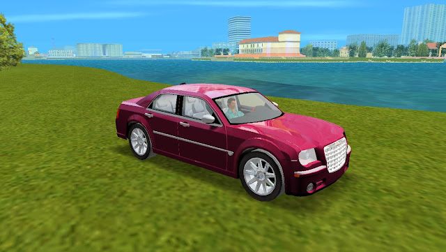 Chrysler 300C 2005 GTA Vice City