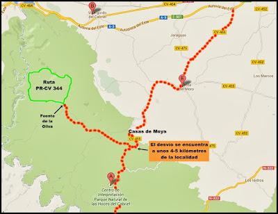 Hoces-del-Cabriel-Mapa