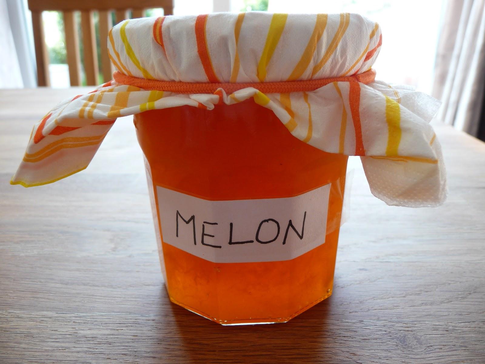 Confiture de melon de mamie la cuisine de stephy - Quand cueillir un melon ...