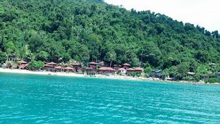 Senja bay resort pulau perhentian kecil