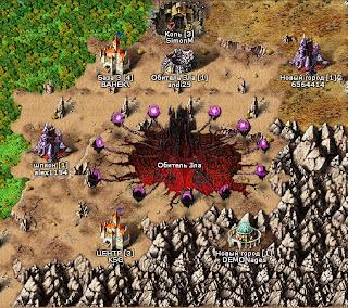 руины 8-го уровня в онлайн игре My Lands