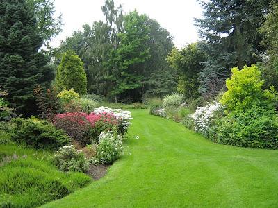Arte y jardiner a plantas perennes en el dise o de jardines for Arboles florales para jardin