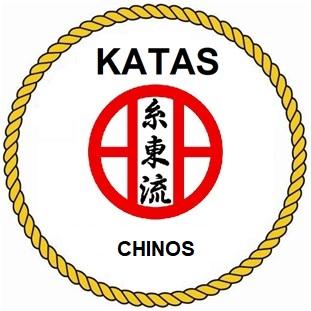 KATAS SHITO RYU CHINOS