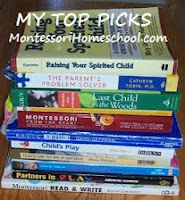 Top Montessori and Homeschool Books