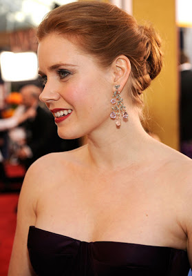 Amy Adams Gemstone Chandelier Earrings