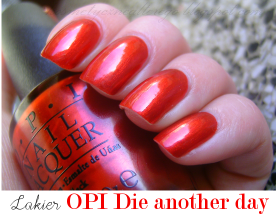 NOTD: Die another day