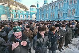 Ramadhan in Russia