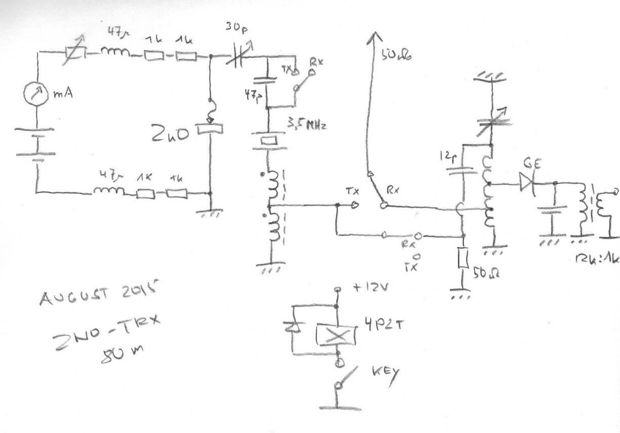 Soldersmoke Daily News January 2016 Tk 80 Wiring Diagram Resistance Is Futile Diode Tunnels In Germany And Vermont