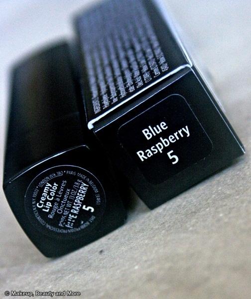 Bobbi Brown Creamy Lip Color in Blue Raspberry