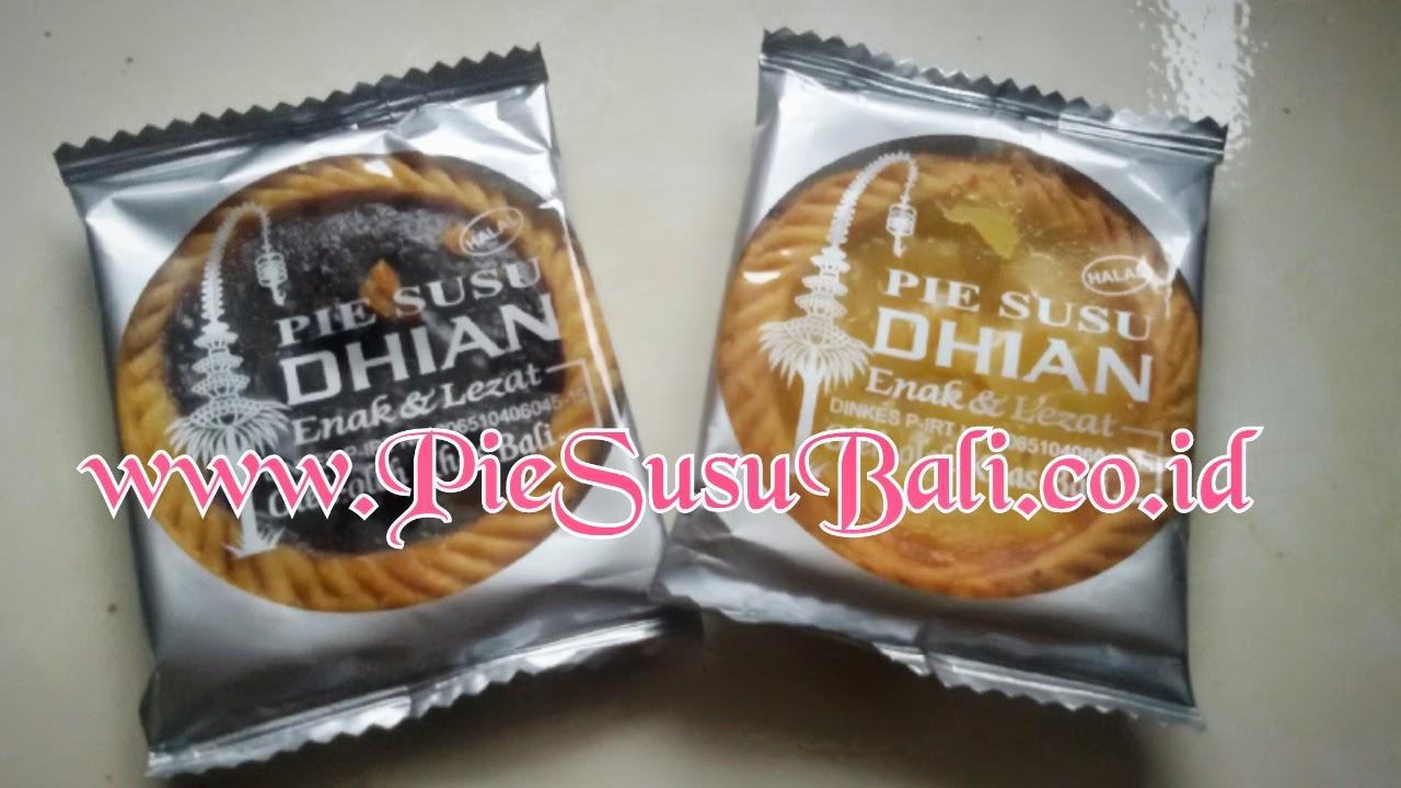 Jual Pie Susu Bali Dhian Semarang