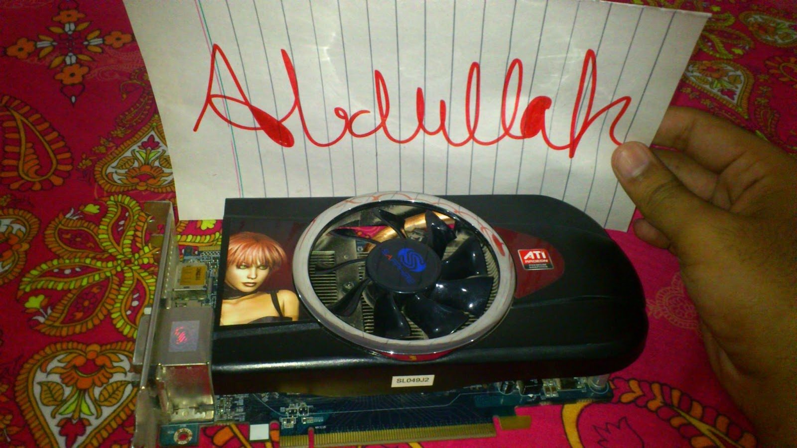 Sapphire hd 5750 driver
