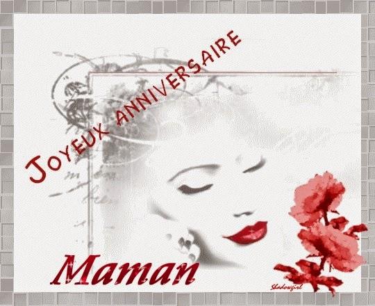 Message d'anniversaire pour maman 60 ans
