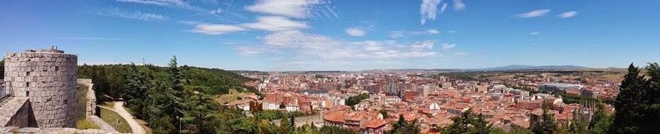 panorama de Burgos