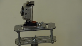 GoPro HD on DIY Steadicam