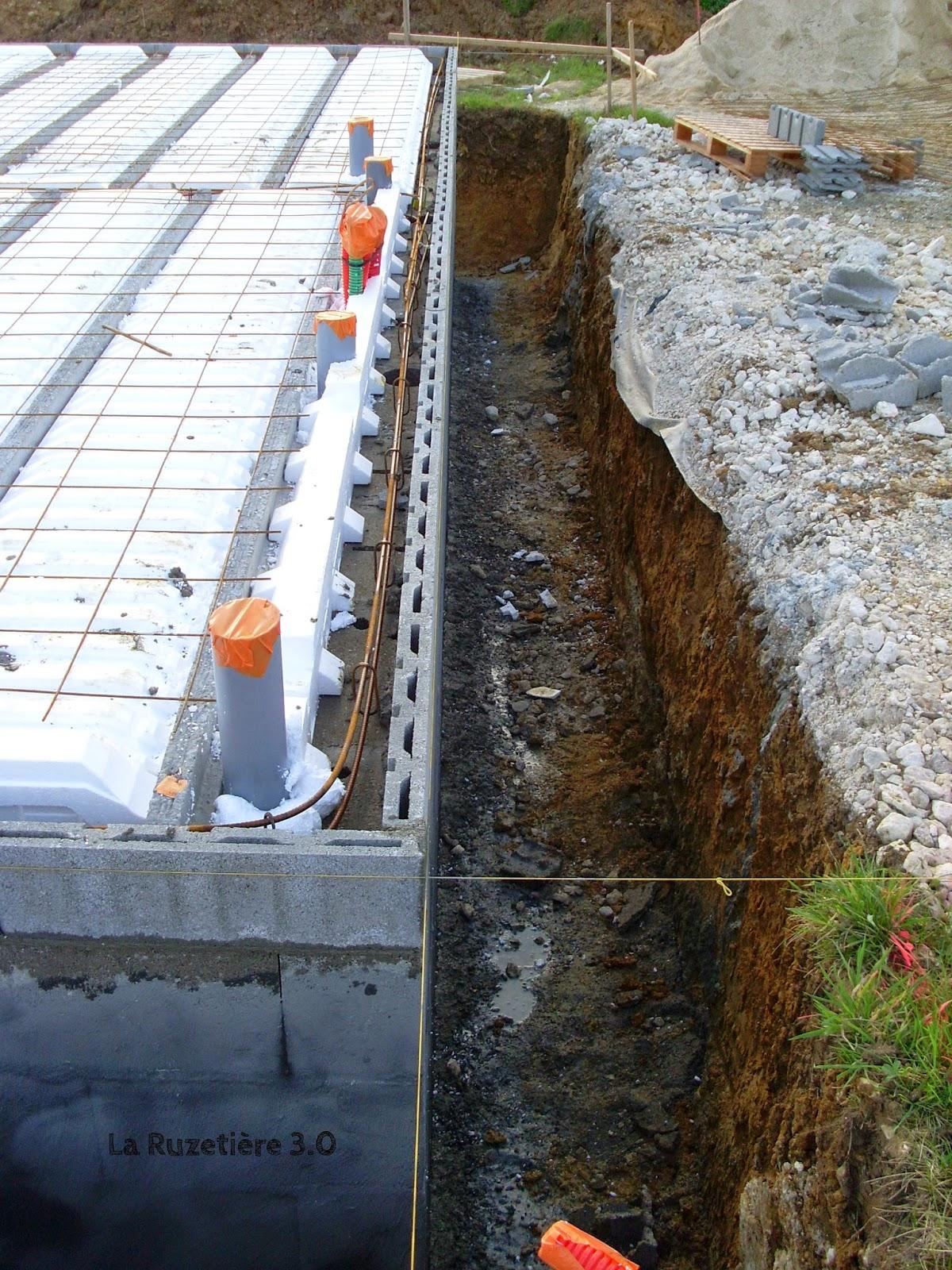 La ruzeti re 3 0 maison ossature bois rt 2012 plancher for Maison vide sanitaire