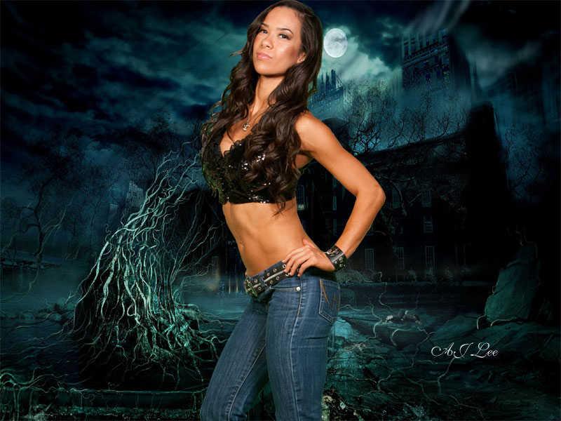 Aj Lee Latest Desktop Wallpaper Wwe Wallpapers