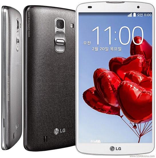 LG luncurkan ponsel kamera LG G Pro2