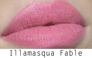 illamasqua fable swatch