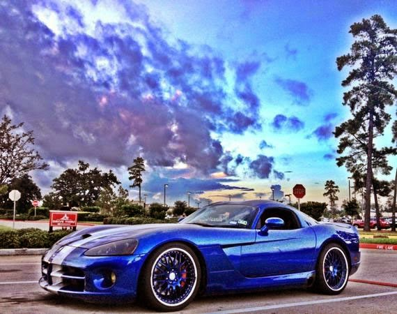 2006 TWIN TURBO Dodge Viper $79,000