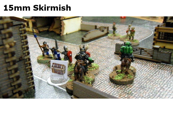 15mm Skirmish