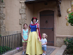 McKenly & Whitney with Snow White 2011