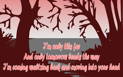 #41 - Dave Matthews Band Song Lyric Quote in Text Image