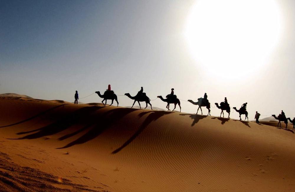 Gurun Pasir Sahara