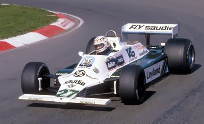 Formula 1 1980 Alan Jones/ Williams