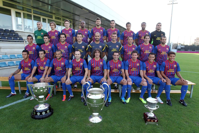FC Barcelona 2011-2012