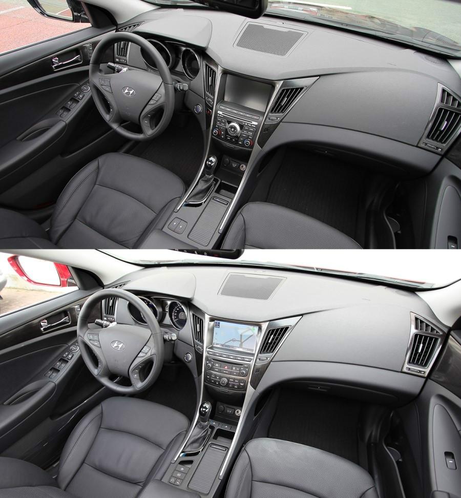 Hyundai Sonata Gls 2014: Macedone Miles: 2014 Hyundai Sonata Refresh Revealed