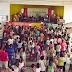 1ª Semana Cultural é aberta com apresentações artísticas e exposição de trabalhos escolares.