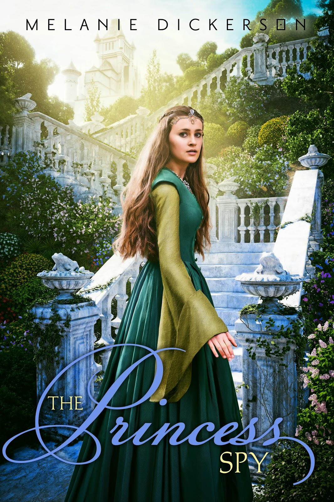 Princess%2BSpy%2Bcover - Giveaway! The Princess Spy by Melanie Dickerson!
