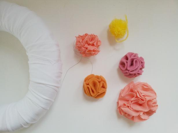 blumen aus stoff selber basteln, stoffblumen selber machen. stoffblumen selber machen stoffblumen, Design ideen