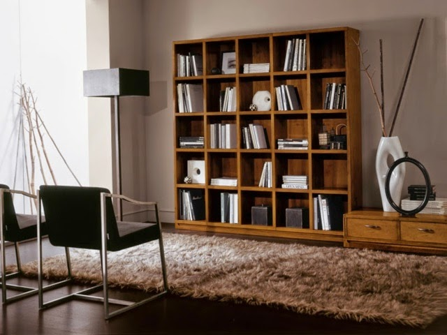 Living room bookshelves and shelving units - 20 Elegant ideas