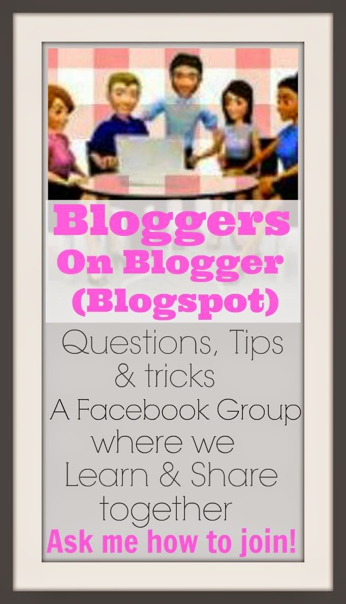 Blogger On Blogger