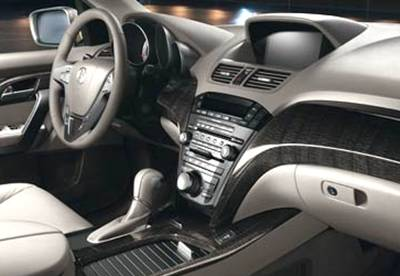 2012 Acura on Sports Car  Acura Mdx Interior