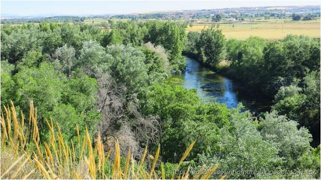 el río y tal