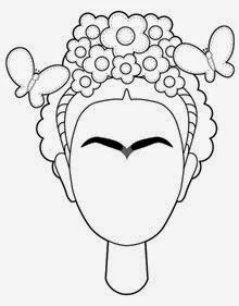 Frida Kahlo in the Elementary Spanish Classroom Mundo de Pepita