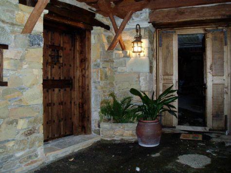 Hermosas casas con fachada de piedra cocinas modernass - Casas rusticas galicia ...