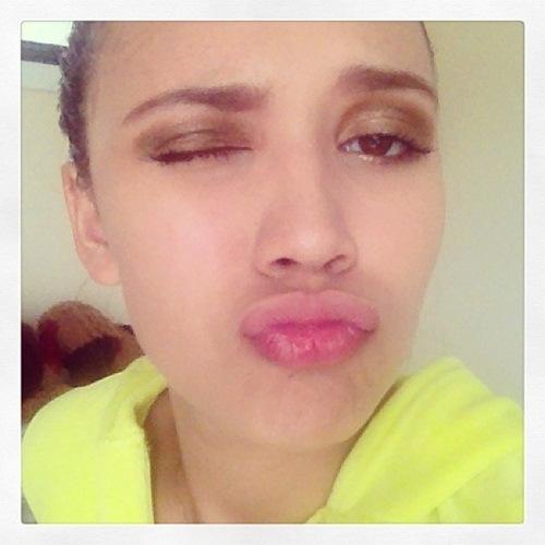 Gambar Cute Diana Danielle