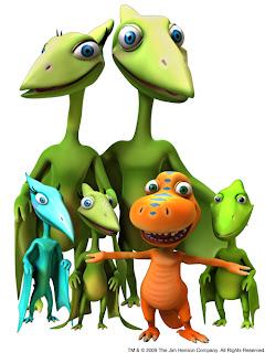 Blog de los niños: Conoce a los dinosaurios con el Dino Tren
