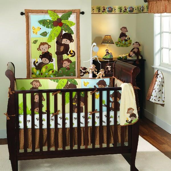 Habitaciones tem ticas para beb dormitorios con estilo - Habitaciones de bebe decoradas ...