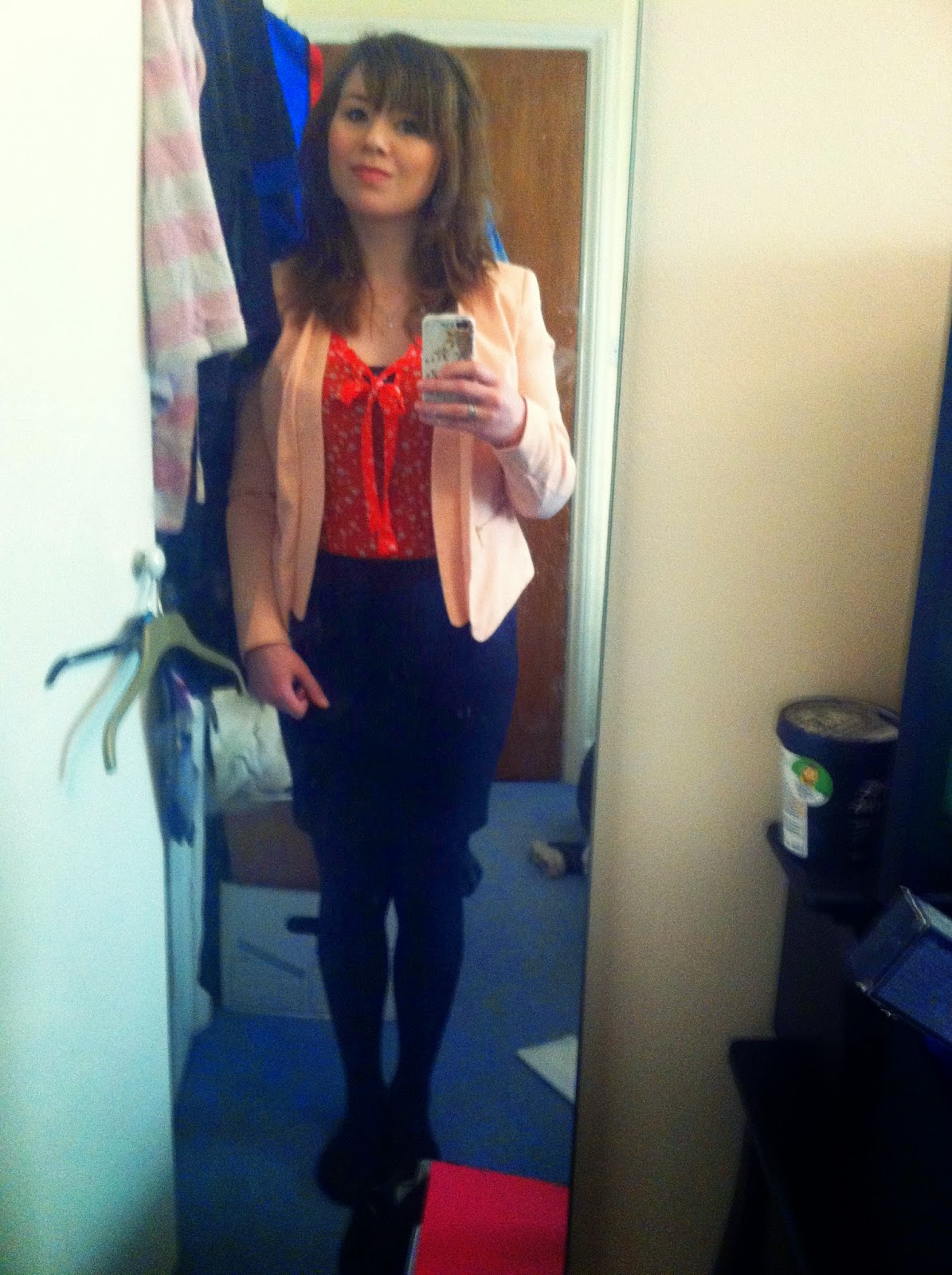 lebellelavie - Smart Clothing Outfit of the Day for Job Interviews