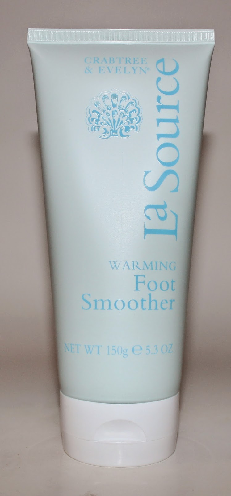 Crabtree & Evelyn Warming Foot Smoother