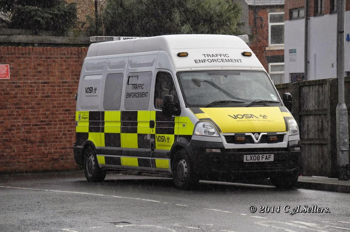 Focus Transport Vosa News Black Cabs V London Bus Lanes