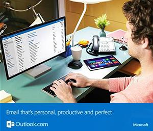 Productividad con tu correo Outlook
