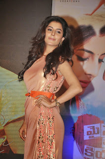 Actress Isha Talwar Latest Pictures at Maine Pyar Kiya Telugu Movie Audio Launch  18