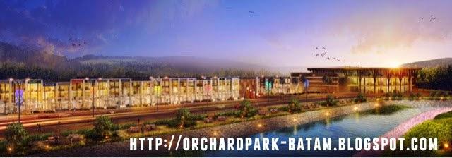 Orchard Park Batam SOHO Image